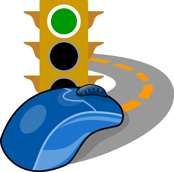 computer-mouse-with-traffic-light